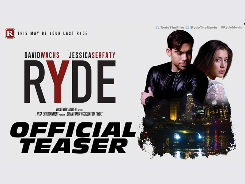 Ryde Hollywood Movie